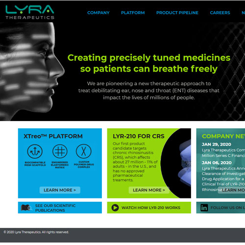 Lyra Therapeutics